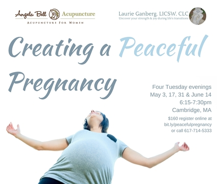 Creating a Peaceful Pregnancy